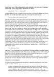 Trascrizione dellintervista di Domenico Infantolino a Paolo Cason, Roma, 24, 4, 2013 ore 9,00